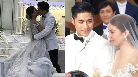 Kaye Abad and Paul Jake Castillo are now married! | News ...