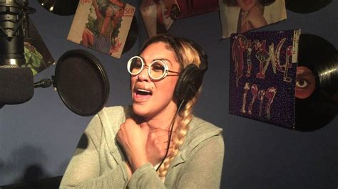 Keke Wyatt covers  Diamonds and Pearls  by Prince and the ...