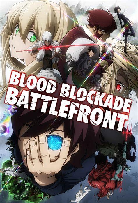 Kekkai Sensen  Blood Blockade Battlefront , Temporada 2 ...