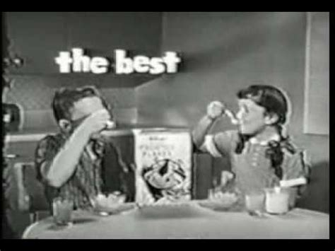 Kellogg s Frosted Flakes Ad With Tony The Tiger and Son ...