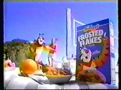 Kellogg s Frosted Flakes Commercial   YouTube