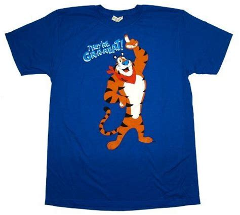 Kellogg's Frosted Flakes Tony The Tiger They're Great ...