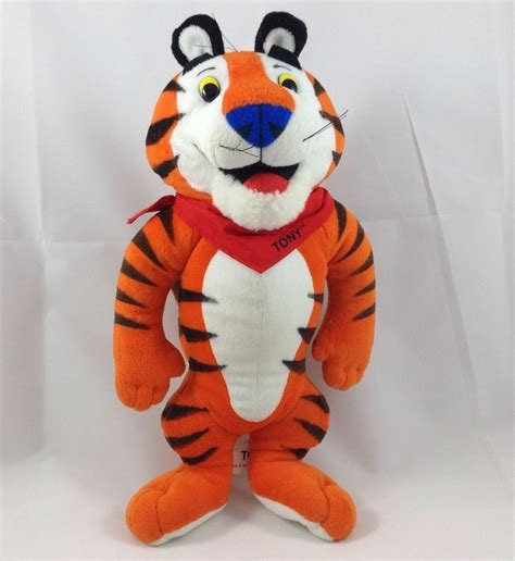 Kellogg s Tony The Tiger 15  Frosted Flakes Mascot They re ...