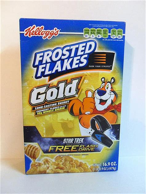 Kelloggs Frosted Flakes Cereal | Car Interior Design