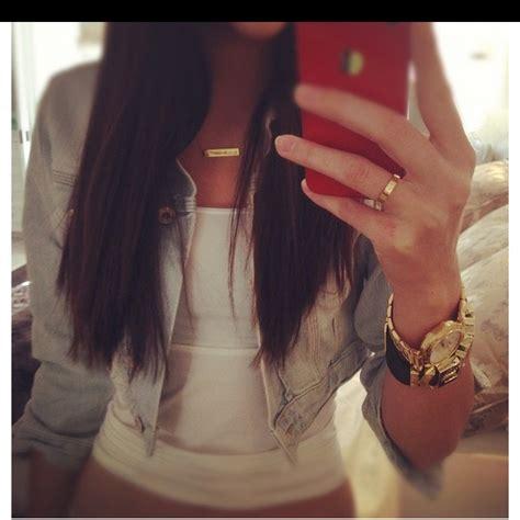 Kendall Jenner #instagram | things to wear | Pinterest