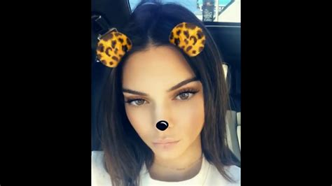 KENDALL JENNER'S INSTAGRAM AND SNAPCHAT STORIES // KENDALL ...