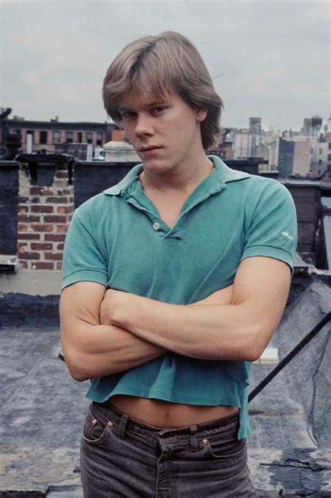 Kevin Bacon -- Back when he played Tim Werner on