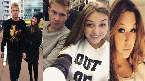 Kevin De Bruyne s girlfriend Michele Lacroix   YouTube
