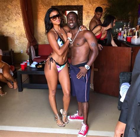 Kevin Hart has nothing but love for wife Eniko Parrish ...