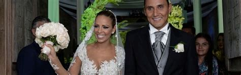 Keylor Navas y su esposa «son católicos, se confesaron y ...