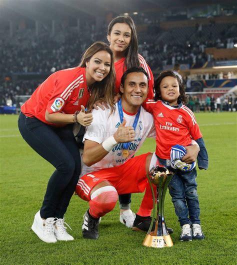 Keylor Navas y su familia. #realmadrid | Real Madrid | 13X ...