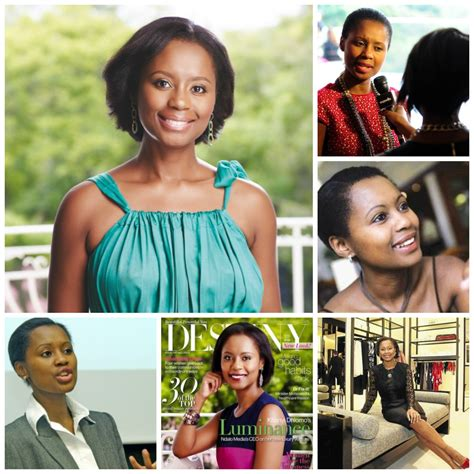 Khanyi Dhlomo   The startup story of a South African media ...