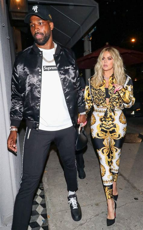 Khloe Kardashian and Tristan Thompson spotted in LA ...
