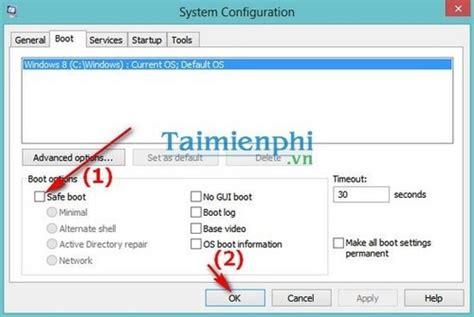 Khắc phục, xử lý lỗi không login được Skype trên Windows 8/8.1