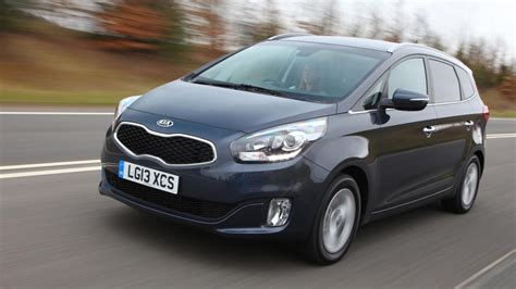 Kia Carens Review | Top Gear