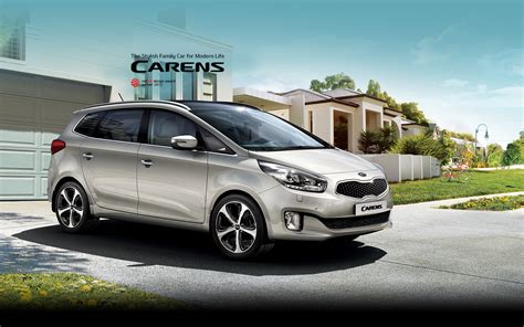Kia Carens Rondo | MPV | Kia Motors Worldwide