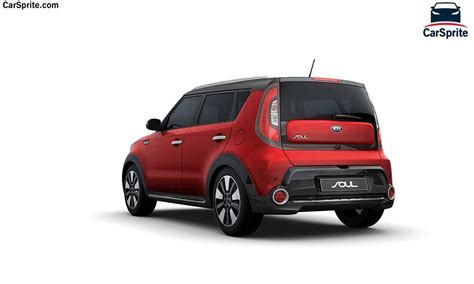 Kia Soul 2017 prices and specifications in Egypt   Car Sprite