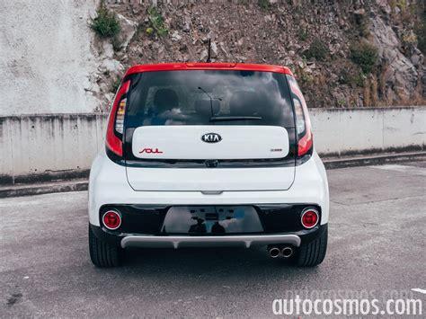 KIA SOUL Turbo 2017 - Autocosmos.com