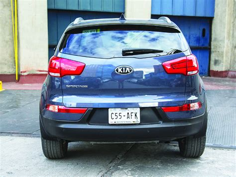 Kia Sportage 2016 precio y especificaciones en México ...