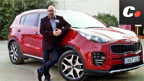 Kia Sportage 2017 SUV   Primera Prueba / Review en español ...