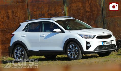 Kia Stonic - Kia's new compact SUV - costs from £16,295 in ...