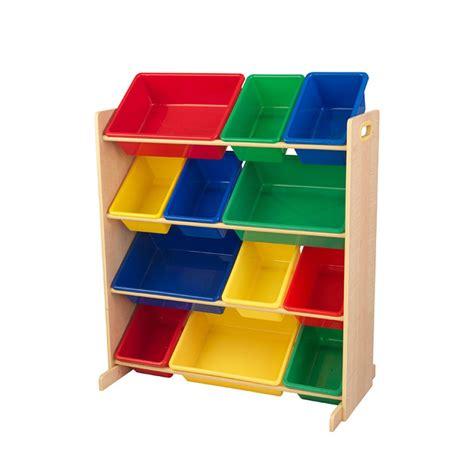 Kidkraft estanteria con cajones en colores primarios 16774 ...