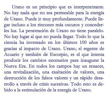 KIKKA: Urano-Tauro 2018 Luna Nueva en Tauro URANO CICLOS ...