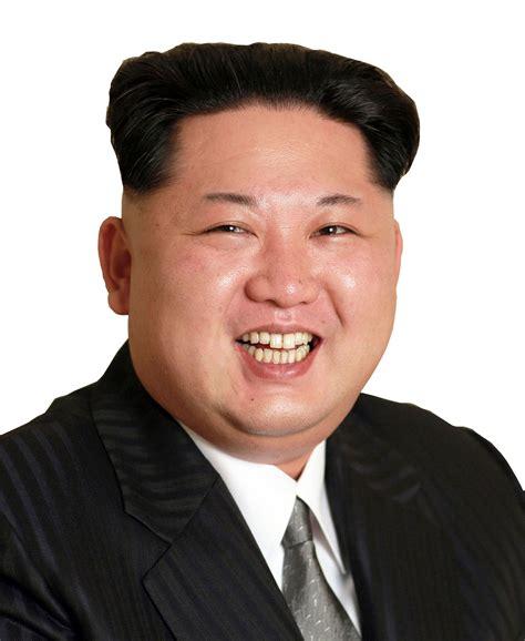 Kim Jong un PNG images free download