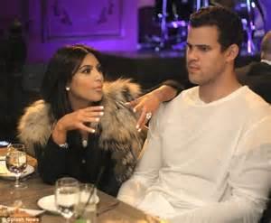 Kim Kardashian divorce rumours: Kris Humphries and wife ...