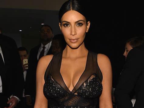 Kim Kardashian  files complaint' after man who accosted ...