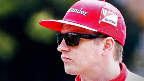 Kimi Raikkonen fue acusado de acoso sexual por una mujer ...