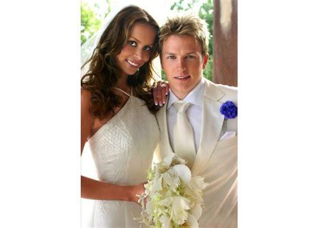 Kimi Räikkönen se ha separado de su esposa, según la ...