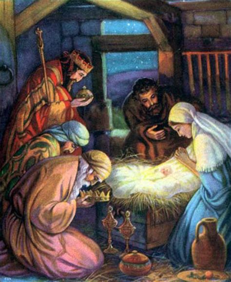 King Herod sends Magi  wise men  to visit baby Jesus in ...