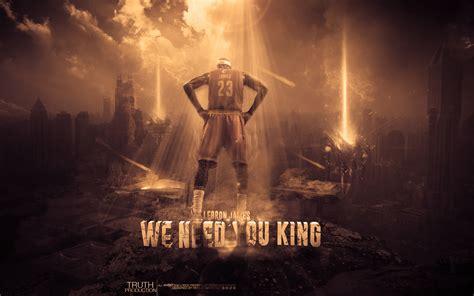 King Lebron James Wallpaper   www.pixshark.com - Images ...