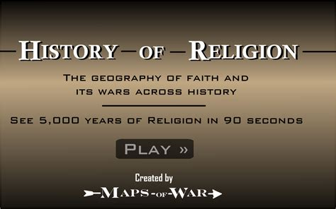 KIRCHER LANDSCAPE: Breve historia de las religiones