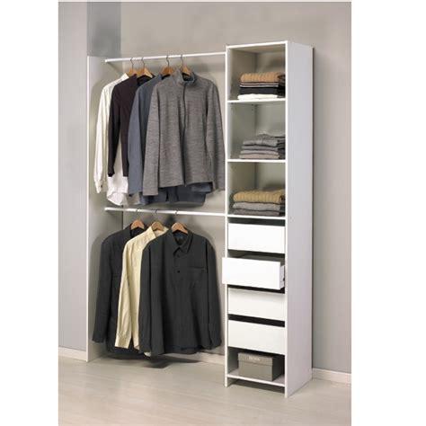 Kit armario ropero con cajones - KitMuebles.com
