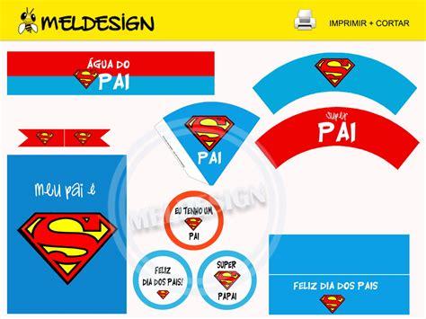 Kit Festa Digital Dia dos pais no Elo7 | Mel Design (580408)