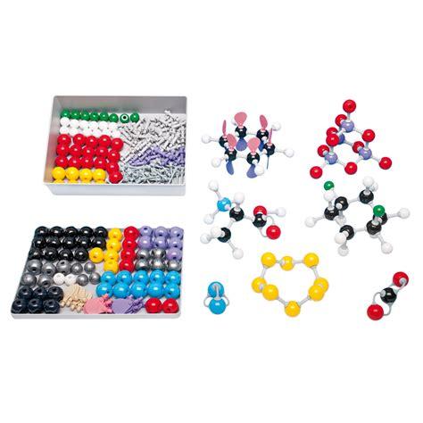 Kit molecular química inorgánica / orgánica D - Molymod ...