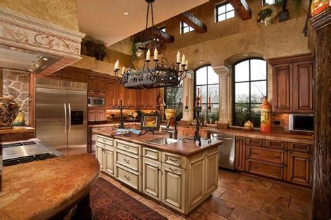Kitchen rustic decorating ideas for kitchens country home ...
