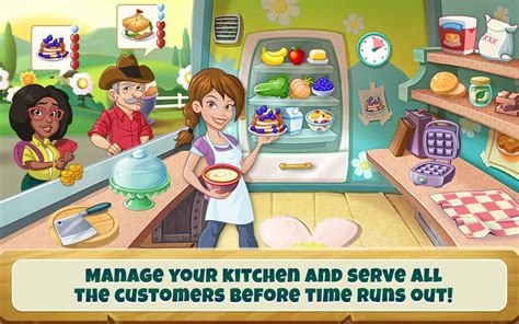 Kitchen Scramble: Cooking Game   Android Apps on Google Play
