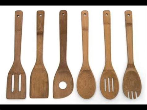 Kitchen Utensils Names And Pictures   YouTube