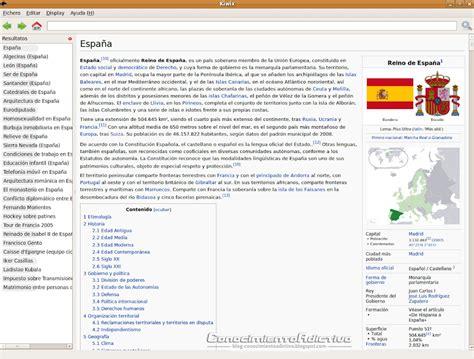 KIWIX - Wikipedia siempre accesible sin Internet ...