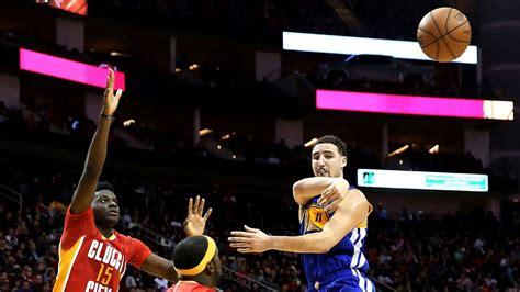 Klay Thompson, Golden State Warriors win best shooting ...