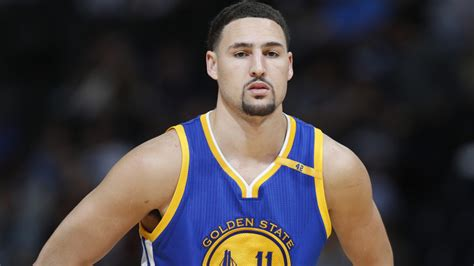 Klay Thompson hadn't heard about trade rumor until GM Bob ...