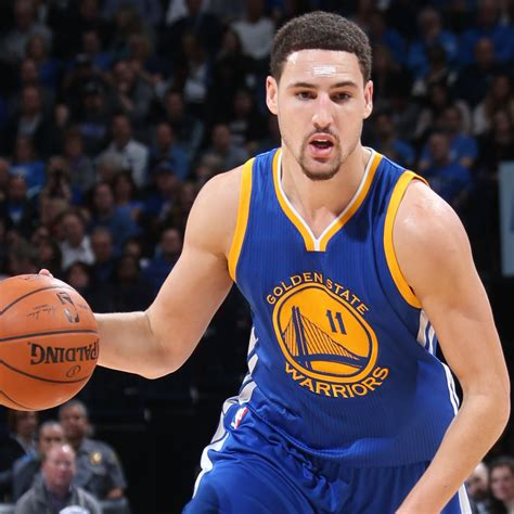 Klay Thompson Has Ironclad 2015 All-Star Case in Loaded ...