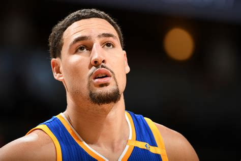 Klay Thompson lashes out at critic hiding in Warriors ...