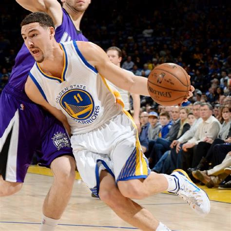 Klay Thompson now co star of equal billing   Golden State ...