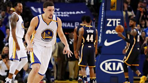 Klay Thompson on 60 point game, trade rumors and more ...