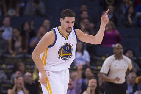 Klay Thompson Picks Himself as the NBA's Best Shooting ...