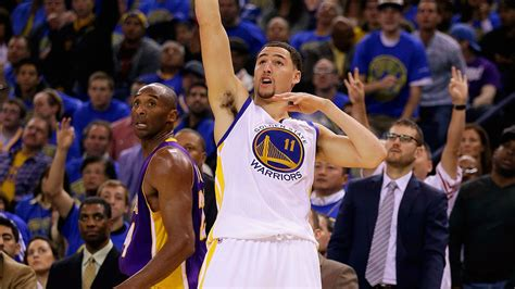 Klay Thompson, shooting star on the rise   Golden State ...